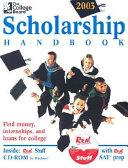 Scholarship Handbook 2003