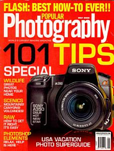 Popular Photography Book
