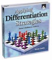 Applying Differentiation Strategies: Teacher's Handbook for Grades 3-5