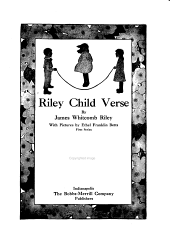 Riley Child Verse