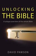 Unlocking the Bible Book