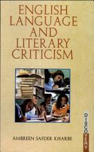 English Language and Literary Criticism PDF