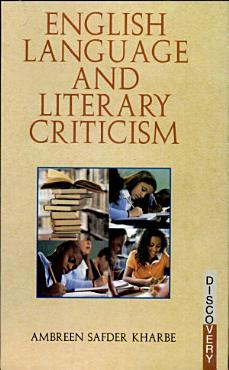 English Language and Literary Criticism PDF