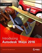 Introducing Autodesk Maya 2016