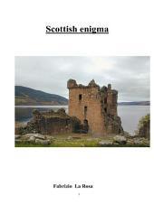 Scottish enigma