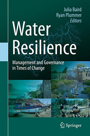 Water Resilience PDF