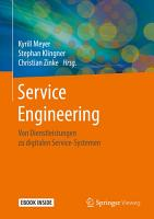 Service Engineering PDF