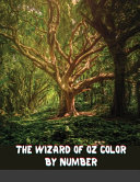 The Wizard of Oz Color by Number PDF