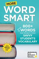 More Word Smart  2nd Edition PDF
