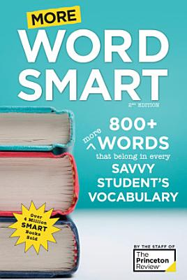 More Word Smart  2nd Edition