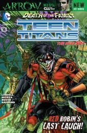 Teen Titans (2011-) #16