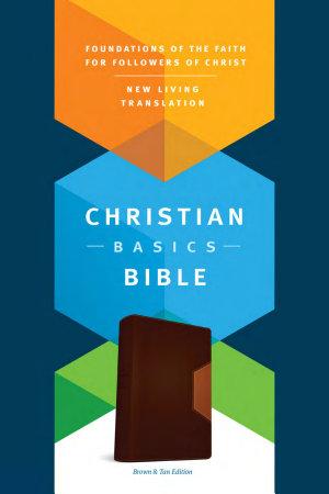 The Christian Basics Bible NLT  Tutone