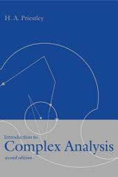 Introduction to Complex Analysis: Edition 2