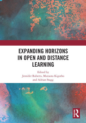 Expanding Horizons in Open and Distance Learning PDF