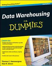 Data Warehousing For Dummies: Edition 2