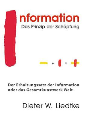 Information   Das Prinzip der Sch  pfung PDF