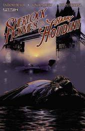 Sherlock Holmes vs Harry Houdini #5