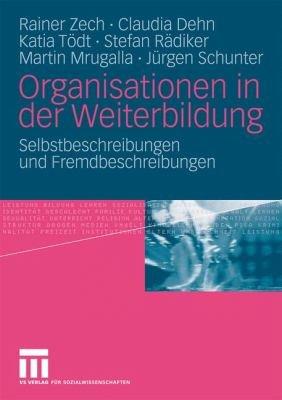 Organisationen in der Weiterbildung PDF