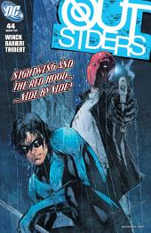 Outsiders (2003-) #44