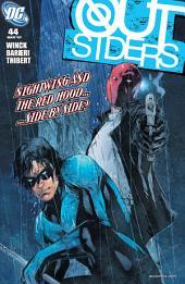 Outsiders (2003-) #44