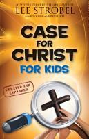 Case for Christ for Kids PDF