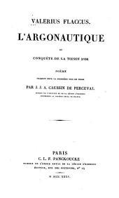 Valerius Flaccus: L'argonautique