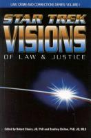 Star Trek Visions of Law and Justice PDF
