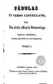 Fábulas en verso castellano: Volumen 2