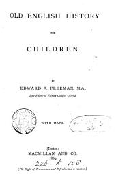 Old English History for Children