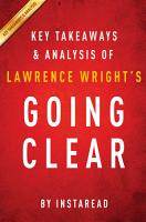 Going Clear by Lawrence Wright   Key Takeaways   Analysis PDF