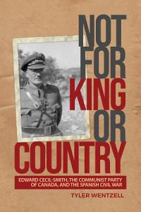 Not for King or Country Book