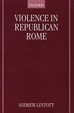 Violence in Republican Rome