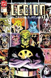 L.E.G.I.O.N. (1989-) #27