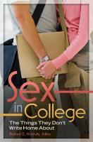 Sex in College PDF