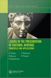 Lasers In The Preservation Of Cultural Heritage Book PDF