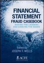 Financial Statement Fraud Casebook Book PDF