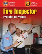 Fire Inspector: Principles and Practice
