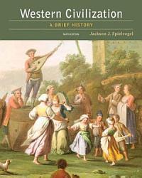 Western Civilization A Brief History Book PDF
