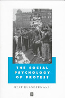 The Social Psychology of Protest PDF