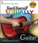 Teach Yourself Visually Guitar PDF