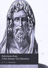 Selections from Urbis Romae viri inlustres