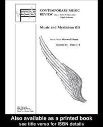 Music and Mysticism PDF