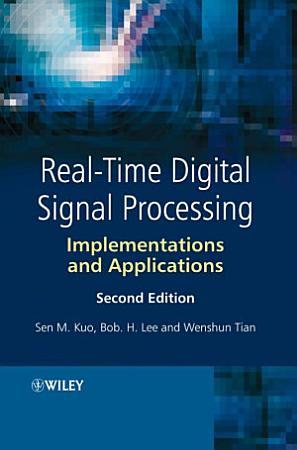 Real Time Digital Signal Processing PDF