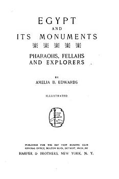 Egypt and Its Monuments PDF