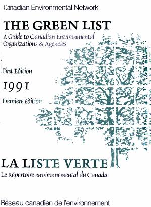 Liste Verte PDF