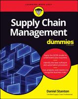 Supply Chain Management For Dummies PDF
