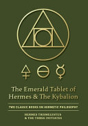 The Emerald Tablet of Hermes   The Kybalion PDF