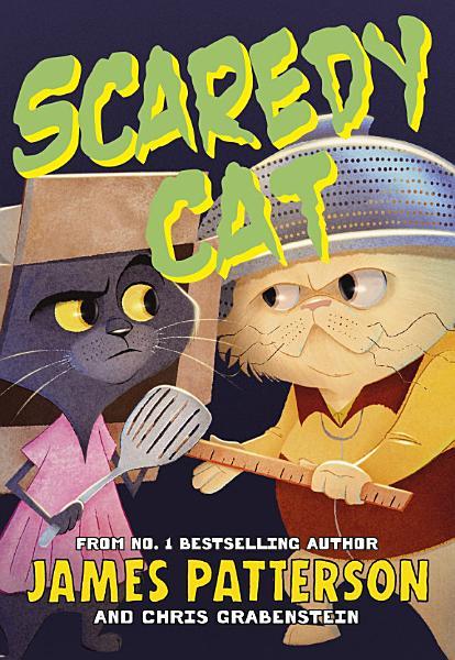 Download Scaredy Cat Book