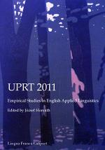 UPRT 2011: Empirical Studies in English Applied Linguistics