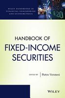 Handbook of Fixed Income Securities PDF